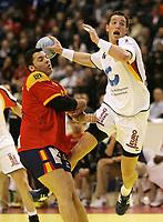 Torsten Jansen (GER) gegen Jose Maria Rodriguez Vaquero (ESP). © Urs Bucher/EQ Images