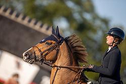 Conter Emilie, BEL, Zirocco's Son Z<br /> Belgisch Kampioenschap Jeugd Azelhof - Lier 2020<br /> © Hippo Foto - Dirk Caremans<br /> 30/07/2020