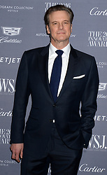 Colin Firth attending the WSJ Magazine Innovator Awards at Museum of Modern Art in New York City, NY, USA, on November 2, 2016. Photo by Dennis van Tine/ABACAPRESS.COM