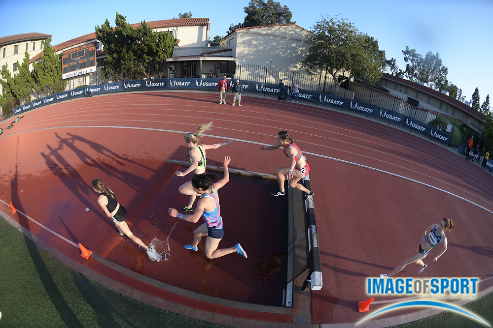 May 17, 2018; Los Angeles, CA, USA; during the USATF Distance Classic at Occidental College.