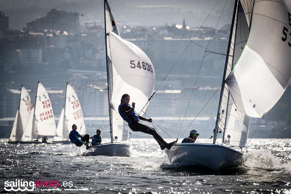 CLASE 420- Semana del Atlántico Ciudad de Vigo.