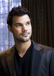 October 7, 2016 - Hollywood, CA, USA - Taylor Lautner stars in the TV series Scream Queens (Credit Image: © Armando Gallo/Arga Images via ZUMA Studio)