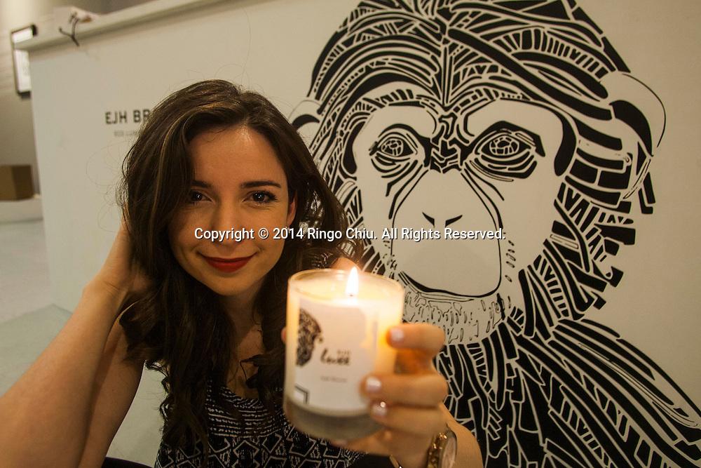 Elana Hendler, founder of EJH Brand. <br /> (Photo by Ringo Chiu/PHOTOFORMULA.com)