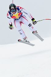 20.01.2011, Hahnenkamm, Kitzbuehel, AUT, FIS World Cup Ski Alpin, Men, Training, im Bild // Mario Scheiber (AUT) // during the men´s downhill training run at the FIS Alpine skiing World cup in Kitzbuehel, EXPA Pictures © 2011, PhotoCredit: EXPA/ S. Zangrando