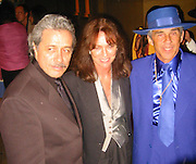 Edward James Olmos, Jacqueline Bissett & Pepe Serena.2001 Los Angeles Latino Film Festival.Honors Anthony Quinn with Memorial and Lifetime Achievement Award.Egyptian Theater.Los Angeles, CA.July 28, 2001.Photo by Celebrityvibe.com..