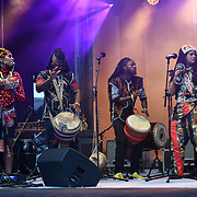 Africa on the Square 2018, London, UK