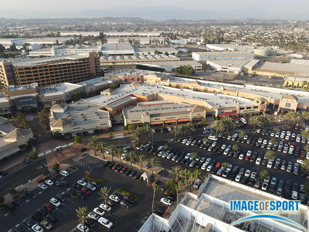 A general view of the Citadel Outlets, Thursday, Sept. 17, 2020, in Los Angeles.