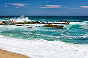 Watching Waves Crash at Table Rock Beach in Laguna