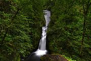Bridalveil Falls, Columbia River Gorge National Scenic Area, Oregon