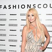 Celebrities attend Fashion Scout - SS19 - London Fashion Week - Day 1, London, UK