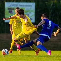 20150809: SLO, Football -2. SNL 2015/16, NK Sencur vs Drava Ptuj