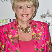 Gloria Hunniford arrivers at The 5th annual fundraiser benefiting Teens Unite, an organization which brings together young people with cancer to tackle loneliness and isolation. The charity's co-founder Karen Millen OBE designs and directs the event at Dorchester Hotel on 30 November 2018, London, UK.