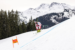 04.03.2021, Saalbach Hinterglemm, AUT, FIS Weltcup Ski Alpin, Abfahrt, Herren, 2. Training, im Bild Daniel Hemetsberger (AUT) // Daniel Hemetsberger of Austria during the 2nd training for the men's Downhill Race of FIS ski alpine world cup in Saalbach Hinterglemm, Austria on 2021/03/04. EXPA Pictures © 2021, PhotoCredit: EXPA/ Johann Groder