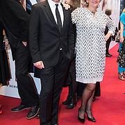 NLD/Amsterdam//20140330 - Filmpremiere Lucia de B. , Fedja van Huet en Annet Malherbe