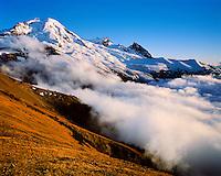 Mt. Baker, Alpine Ridge, North Face, Fall, Washington State