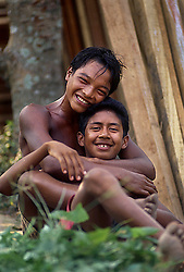 AMAZON REGION OF BRAZIL - Amazonian indigenous people:.The Amazon Basin includes a diversity of traditional inhabitants as well as biodiversity in both flora and fauna. These peoples have lived in the rain forest for thousands of years, and their lifestyles and cultures are well-adapted to this environment. Contrary to popular belief, their subsistence living methods do not significantly harm the environment. In the past few decades, the real threat to the Amazon Basin has been deforestation and cattle ranching by large transnational corporations. People that live here also consume an extremely small amount of energy generated by plants and primary producers. Their energy-use percentage in the world is nearly zero. This is potentially helpful to the environment.