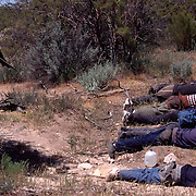 A pair of heavily armed US citizens dressed in camouflage and carrying assault rifles captured a group of suspected undocumented migrants after they crossed into the U.S. through a border ranch in eastern San Diego, CA town of Campo. Please contact Todd Bigelow directly with your licensing requests. PLEASE CONTACT TODD BIGELOW DIRECTLY WITH YOUR LICENSING REQUEST. THANK YOU!
