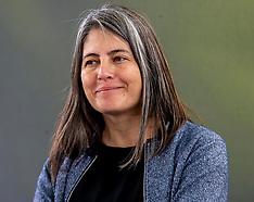 Selva Alamda wins International Book Festival Award, Edinburgh, 15 November 2019