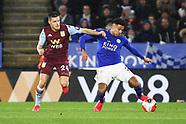 Leicester City v Aston Villa 090320