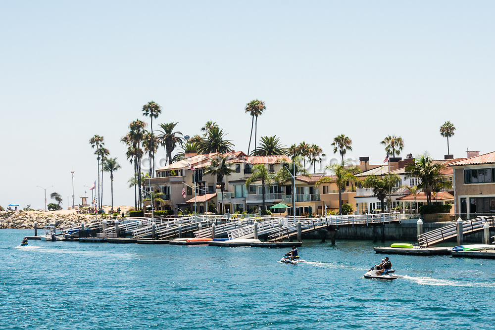 Waterfront Homes In Newport Beach Harbor
