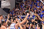 Ultras Commando Dinamo Banco di Sardegna Sassari<br /> Banco di Sardegna Dinamo Sassari - AX Armani Exchange Olimpia Milano<br /> LegaBasket Serie A LBA Poste Mobile 2018/2019<br /> Playoff Semifinale Gara 3 Sassari<br /> Sassari 02/06/2019 - Ore 20:45<br /> Foto Ciamillo-Castoria