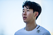 (7) Son Heung-min of Tottenham Hotspur after the Premier League match between Crystal Palace and Tottenham Hotspur at Selhurst Park, London, England on 25 February 2018. Picture by Sebastian Frej.