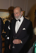 Prince Michael of Kent, British Luxury Club, Celebration, the Orangery, Kensington Palace. 16 September 2004. SUPPLIED FOR ONE-TIME USE ONLY-DO NOT ARCHIVE. © Copyright Photograph by Dafydd Jones 66 Stockwell Park Rd. London SW9 0DA Tel 020 7733 0108 www.dafjones.com