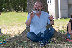MAESTRO MAURO PRESINI<br /> FESTA FINE ANNO SCOLASTICO SCUOLA ELEMENTARE BRUNO CIARI COCOMARO DI CONA