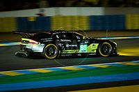 Qualifying Nicki Thiim (DNK) / Marco Sorensen (DNK) / Darren Turner (GBR) driving the LMGTE Pro Aston Martin Racing  Aston Martin Vantage GTE 24hr Le Mans 15th June 2016