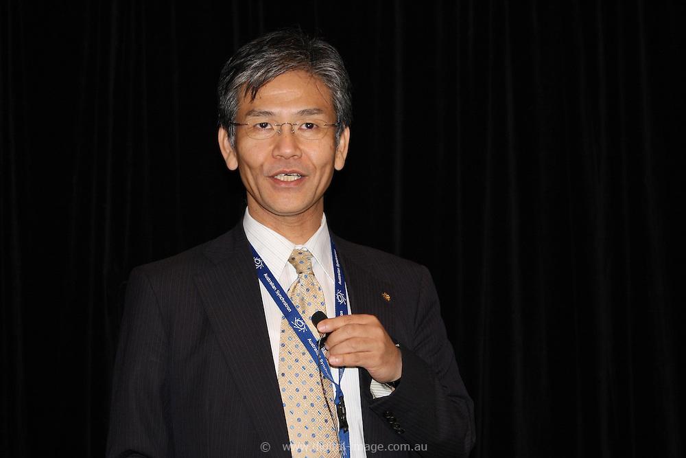 AO Week, Masaki Takata, JASRI & SPring-8