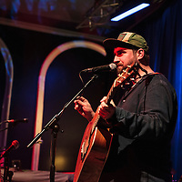 Pictish Trail opens for Slow Club at Band on the Wall, Manchester, UK, 2016-10-28