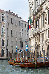 General views of Venice. From a series of travel photos in Italy. Photo date: Monday, February 11, 2019. Photo credit should read: Richard Gray/EMPICS Entertainment