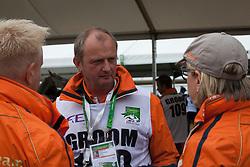 Bruno Vancauter, (NED)<br /> Endurance - Alltech FEI World Equestrian Games™ 2014 - Normandy, France.<br /> © Hippo Foto Team - Jantien Van Zon