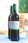 Cuvee l'Ecume. Domaine Pietri-Geraud Roussillon. France. Europe. Bottle.