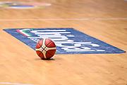 Ball, Palla <br /> Pallacanestro Cantu' - UnaHotels Reggio Emilia <br /> Basket Serie A LBA 2020/2021<br /> Desio 18 April 2021<br /> Foto Mattia Ozbot / Ciamillo-Castoria