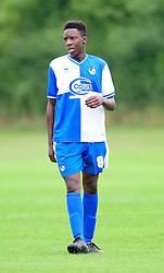 Bristol Rovers' U18s  Aaron Bryan - Photo mandatory by-line: Dougie Allward/JMP - Tel: Mobile: 07966 386802 17/08/2013 - SPORT - FOOTBALL - Bristol Rovers Training Ground - Friends Life Sports Ground - Bristol - Academy - Under 18s - Youth - Bristol Rovers U18s V Bournemouth U18s