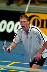 20010204 NED: Nederlands Kampioenschap badminton, Den Bosch