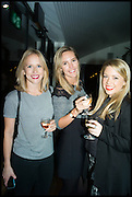 BROGAN DRISCOLL; SARAH COLES; KASHA TARASIUK, Frieze party, ACE hotel Shoreditch. London. 18 October 2014