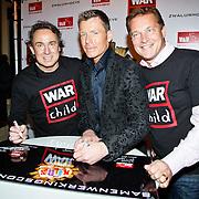 NLD/Amsterdam/20110112 - Bekendmaking samenwerking Albert Verlinde en Marco Borsato met eindejaarsmusial voor War Child, eigenaar Zwaluwhoeve Harald van Panhuis