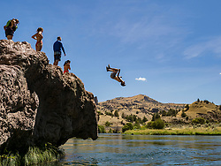 United States, Oregon, Deschutes River