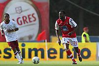 20110806: BRAGA, PORTUGAL - SC Braga vs Aston Villa: Official presentation for the 2011/2012 season. In picture: Djamal. PHOTO: Pedro Benavente/CITYFILES