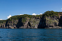 The Shiretoko Peninsula is well known in Japan for its beautiful lakes, dramatic waterfalls and unusual rock formations by the sea - but it is much more than just that.  It is also a nature preserve of untouched wilderness thanks to its remoteness and strict protection measures to keep them that way.