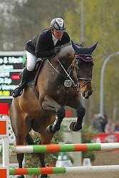 Springen, Quick Vainqueur<br /> Bad Schwartau - Springturnier <br /> Grosser Preis von Bad Schwartau<br /> © www.sportfotos-lafrentz.de/Stefan Lafrentz