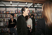 Robert Denning, Book launch of Pretty Things by Liz Goldwyn at Daunt <br />Books, Marylebone High Street. London 30 November 2006.   ONE TIME USE ONLY - DO NOT ARCHIVE  © Copyright Photograph by Dafydd Jones 248 CLAPHAM PARK RD. LONDON SW90PZ.  Tel 020 7733 0108 www.dafjones.com