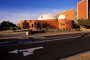Flandrau Science Center exterior, University of Arizona campus, Tucson, AZ