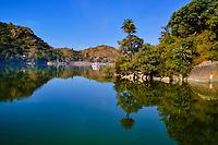 Inde, Rajasthan, Mount Abu, lac Nakki // India, Rajasthan, Mount Abu, Nakki lake