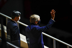 Opening ceremony, Tokyo 2020, Emperor Naruhito, Bach Thomas, IOC President<br /> Olympic Games Tokyo 2021<br /> © Hippo Foto - Stefan Lafrentz<br /> 23/07/2021