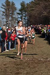New England High School XC Championship, Kirsten Sandreuter, Greely