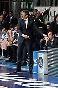 DESCRIZIONE: Cantu' Lega A 2015-16 <br /> Acqua Vitasnella Cantu' vs Umana Reyer Venezia<br /> GIOCATORE: Sergey BAZAREVICH<br /> CATEGORIA: proteste allenatore coach<br /> SQUADRA: Acqua Vitasnella Cantu'<br /> EVENTO: Campionato Lega A 2015-2016<br /> GARA: Acqua Vitasnella Cantu' Umana Reyer Venezia<br /> DATA: 26.03.2016<br /> SPORT: Pallacanestro<br /> AUTORE: Agenzia Ciamillo-Castoria/A. Ossola<br /> Galleria: Lega Basket A 2015-2016<br /> Fotonotizia: Cantu' Lega A 2015-16 <br /> Acqua Vitasnella Cantu' Umana Reyer Venezia