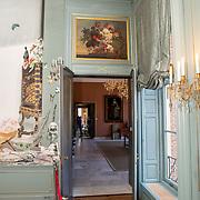 NLD/Den Haag/20190703 - Bezichtiging kamers paleis Huis ten Bosch,